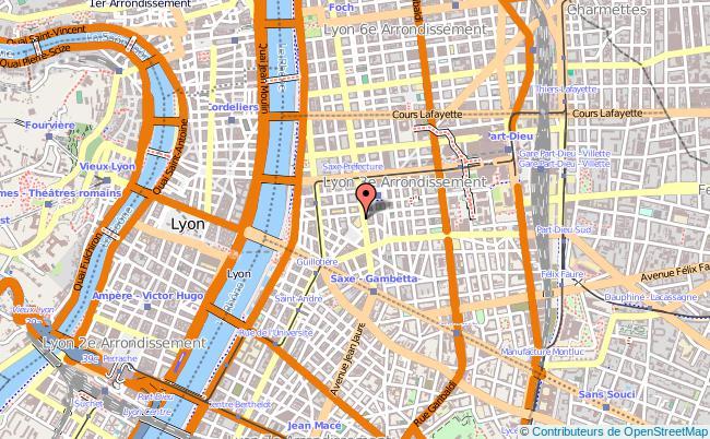 plan Direction Départementale De La Cohésion Sociale Lyon Cedex 03