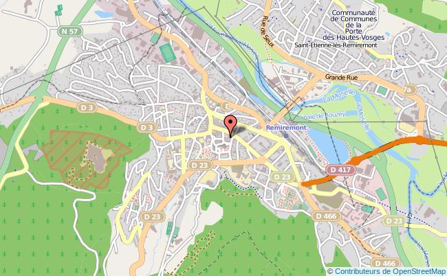 plan Mission Locale Du Pays De Remiremont Et De Ses Vallée REMIREMONT