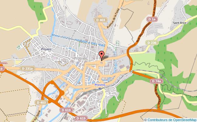 plan Mission Locale Du Provinois PROVINS