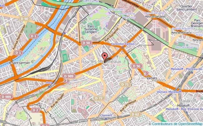 plan Point Info Famille De La Ville D'issy Les Moulineaux ISSY LES MOULINEAUX
