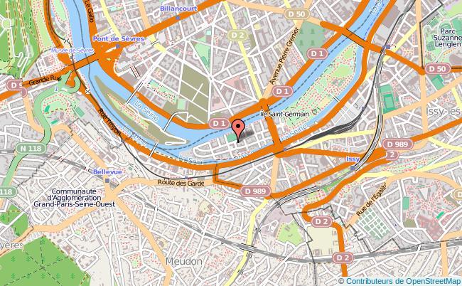 plan Point Information Jeunesse De Issy Les Moulineaux Club De Quartier De La Maison Des Iles ISSY LES MOULINEAUX