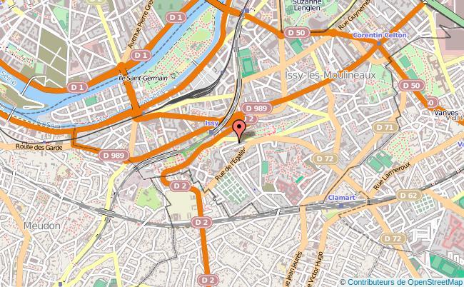 plan Point Information Jeunesse De Issy Les Moulineaux Club De Quartier Les Epinettes ISSY LES MOULINEAUX