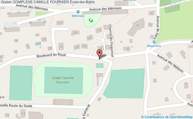 plan Agorespace Du Boulevard Royal