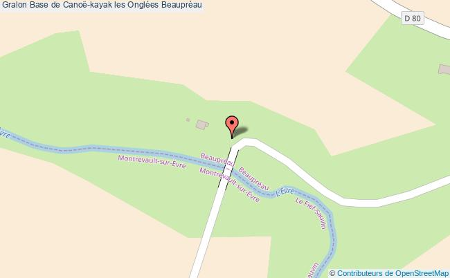 plan Base De Canoe Kayak Les Onglees