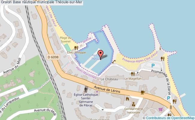 plan Base Nautique Municipale