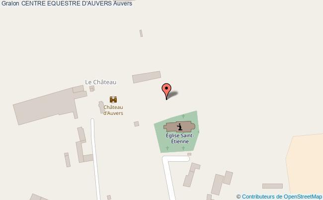 plan Carriere Centre Equestre
