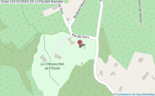 plan Carrière Chevaux