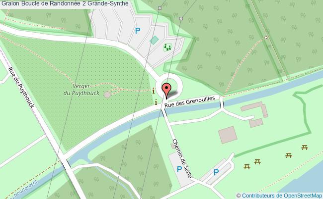 plan Circuit Du Puythouck