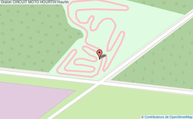 plan Circuit Moto