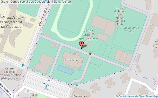 City Stade Centre sportif des coquets Mont Saint Aignan # Centre Sportif Du Bois Mont Saint Aignan