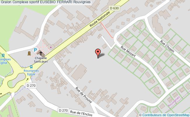 City Stade Complexe Sportif Eusebio Ferrari Rouvignies