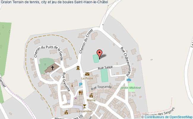 plan City Stade