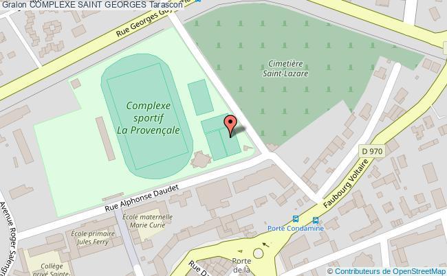 plan Court Tennis Couvert Saint Georges