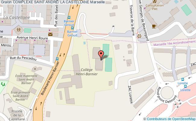 plan q Saint-André