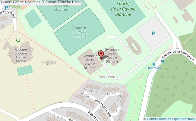 plan Halle Des Sports