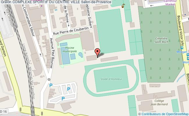 plan Halle P Quinon - Salle Semi Couverte