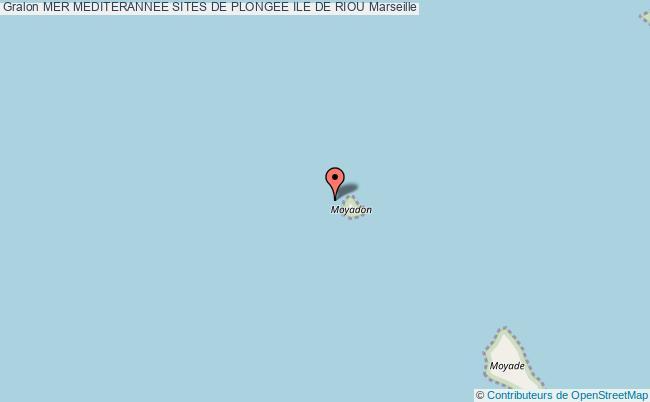 plan Ile De Riou Les Moyadons