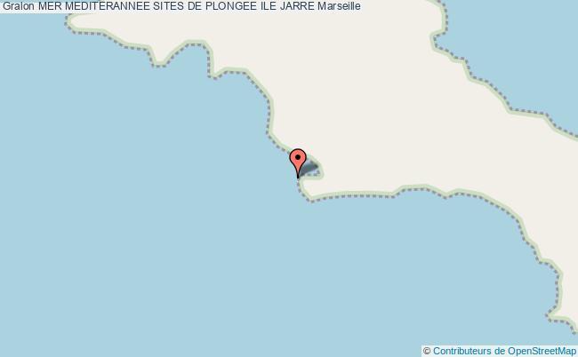 plan Ile Jarre La Grotte Mysterieuse