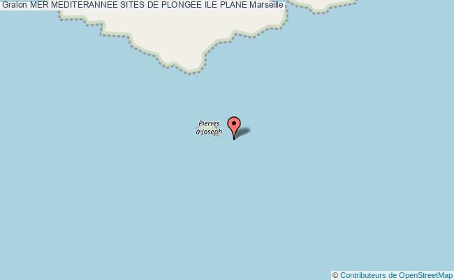 plan Ile Jarre La Pierre A Joseph