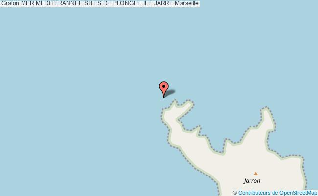 plan Ile Jarre Le Cap De Jarre