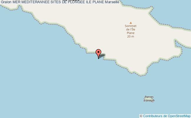 plan Ile Jarre Les Arches De Plane