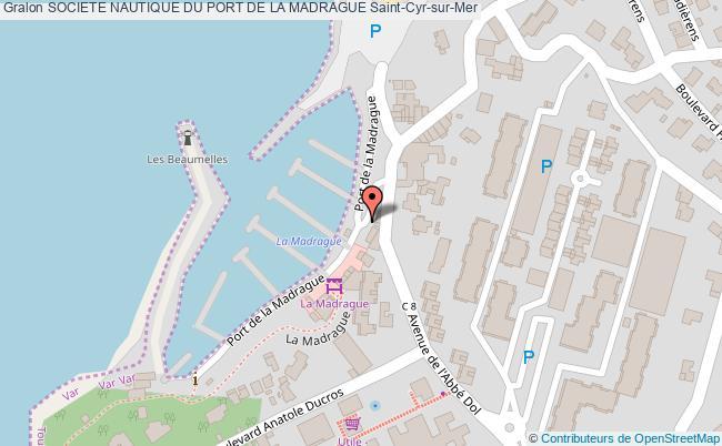 La madrague societe nautique du port de la madrague saint - Port de la madrague saint cyr sur mer ...