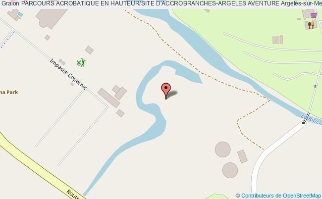 plan Parcours Acrobatique En Hauteur/site D'accrobranche