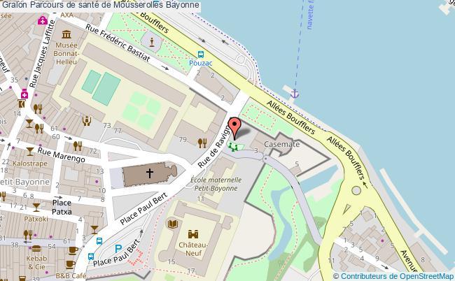 plan Parcours De Santé De Mousserolles
