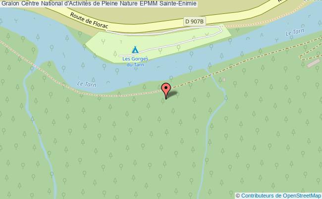 plan Parcours Nature Tir à L'arc