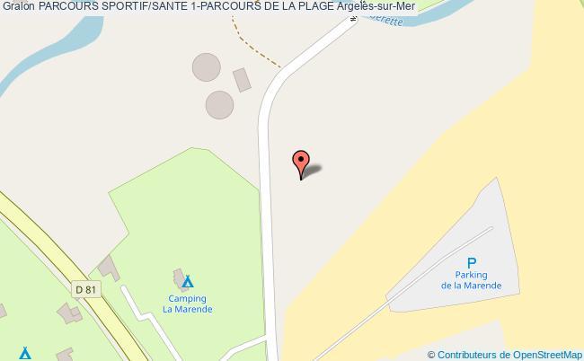 plan Parcours Sportif/sante
