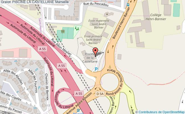 plan Piscine La Castellane