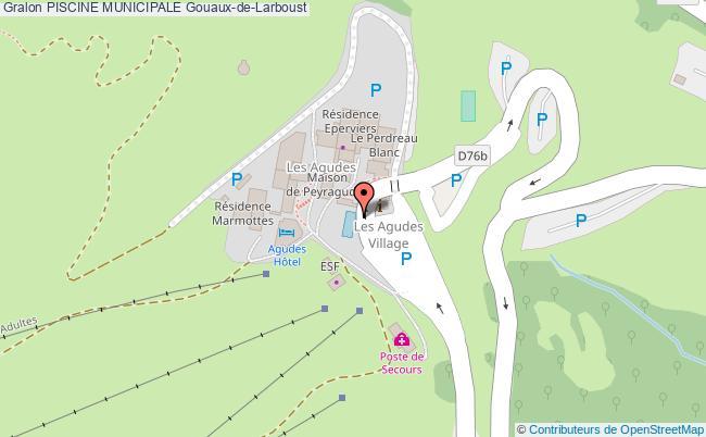 plan Piscine Municipale