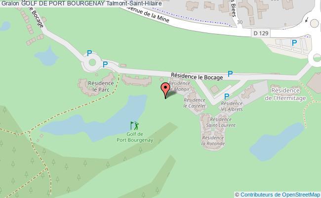 Pitch And Putt Golf De Port Bourgenay Talmont Saint Hilaire
