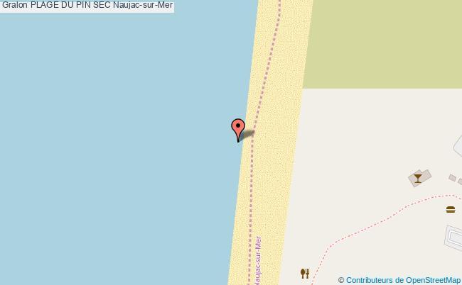 plan Plage Du Pin Sec Site De Surf