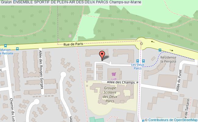 plan Plateau Libre