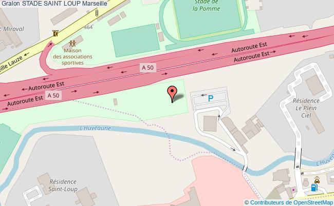 plan Plateaux St Loup