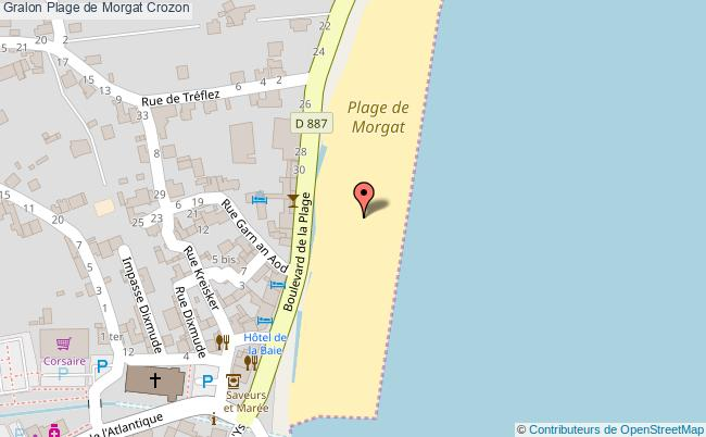 plan Point Passion Plage