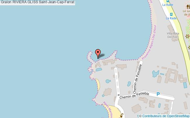 plan Riviera Gliss