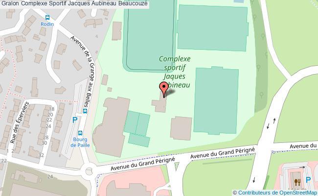 Salle Aped Complexe Sportif Jacques Aubineau Beaucouze