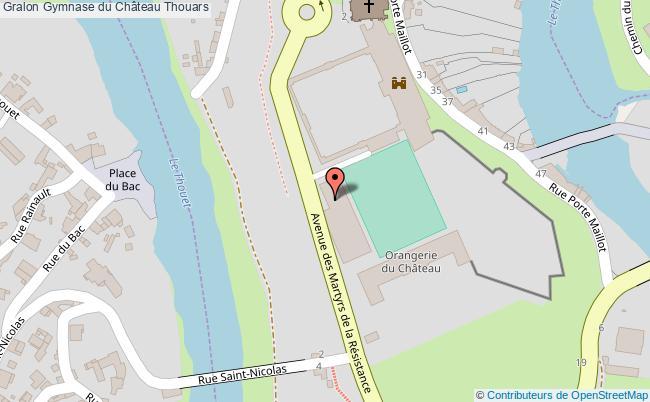 plan Salle D'arts Martiaux