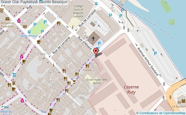 plan Salle De Boxe