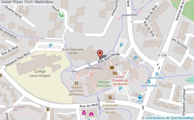 plan Salle De Cardio