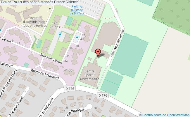 Salle De Danse Peppuy Danse Palais Des Sports Mendes France Valence