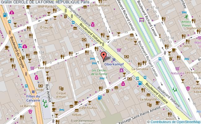 plan Salle De Fitness Et D'arts Martiaux