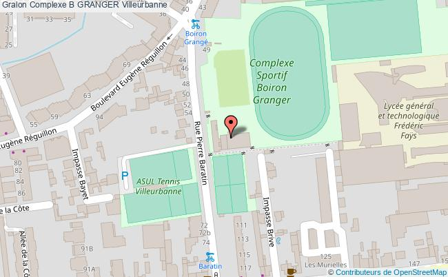plan Salle De Gymnastique Sportive