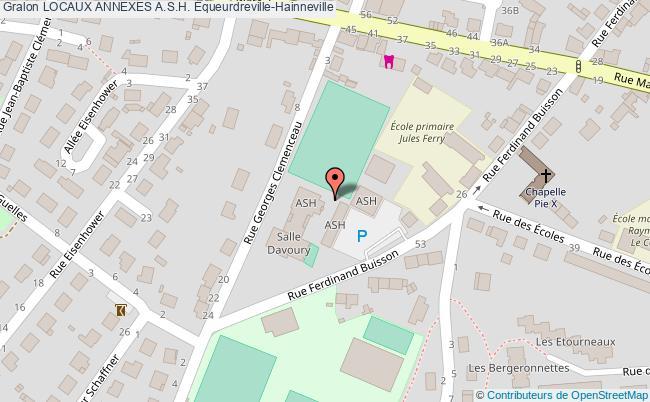 Salle De Judo Et Karate Locaux Annexes A S H Equeurdreville