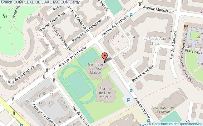 plan Salle De Karate