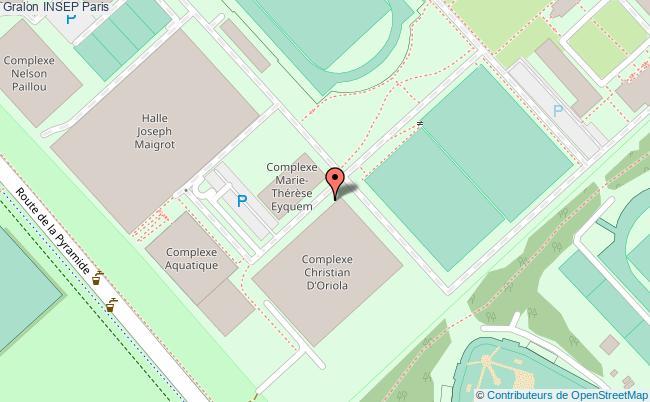 plan Salle De Musculation Complexe D'oriola