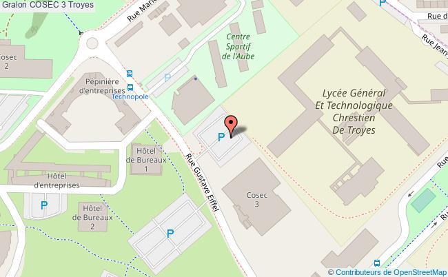 Salle De Musculation Cosec 3 Troyes