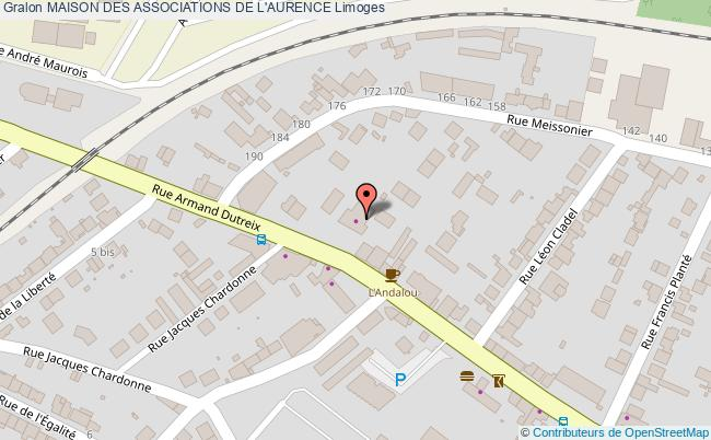 Salle De Musculation Maison Des Associations De L Aurence Limoges